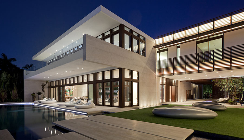 Modern Architecture Miami rene gonzalez architect | home