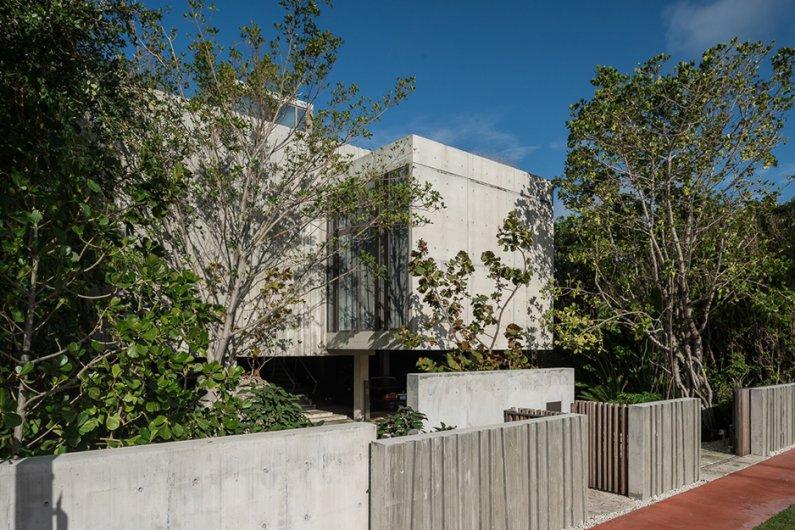 Rene Gonzalez Architect Prairie Residence